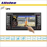 Liislee для Toyota Hilux Surf 2002 ~ 2009 автомобилей Радио Аудио Видео стерео CD DVD плеер gps Nav географические карты навигации S160 мультимедиа системы