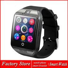 3D Touch Screen Smart Watch Bluetooth Wearable Devices Fitness Pedometer Reloj Inteligente Smartwatch Waterproof Phone Men