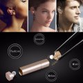 Femperna Mini Style Wireless Bluetooth 4.1 Earphone Sport Microphone In ear Headset  for iPhone 7 7 plus Samsung HTC Huawei