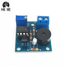 9 в 12 В батарея зарядное устройство плата разрядного устройства под напряжением низковольтная Защитная плата модуль звуко-световая сигнализация