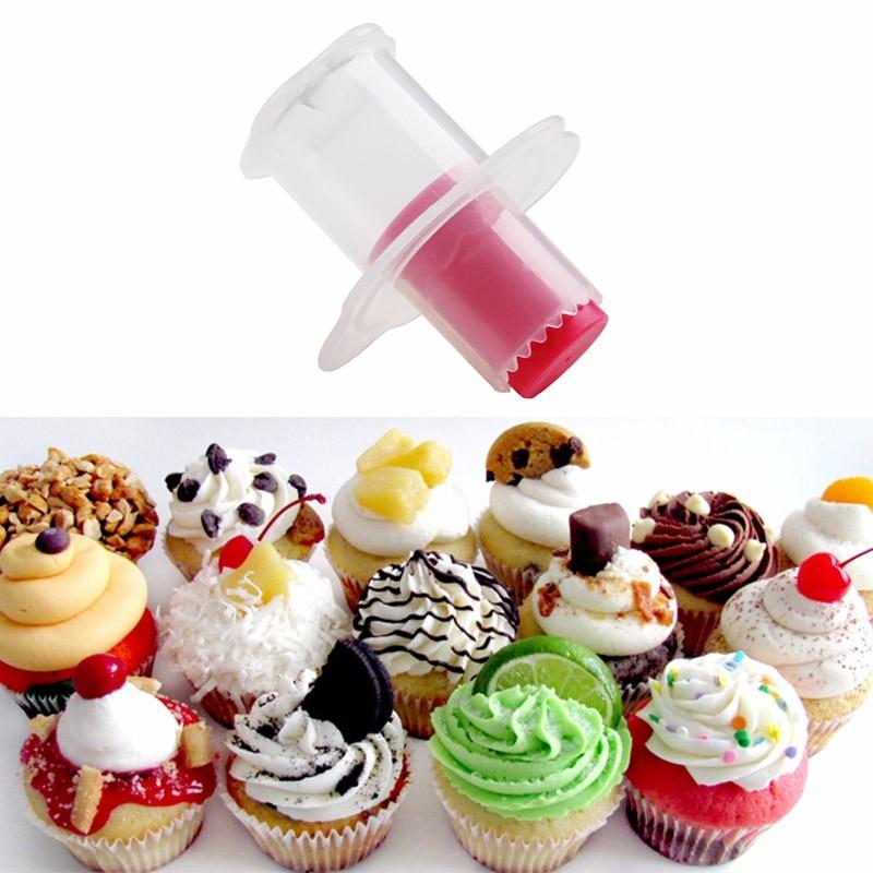 Plastic Cupcake Cutter