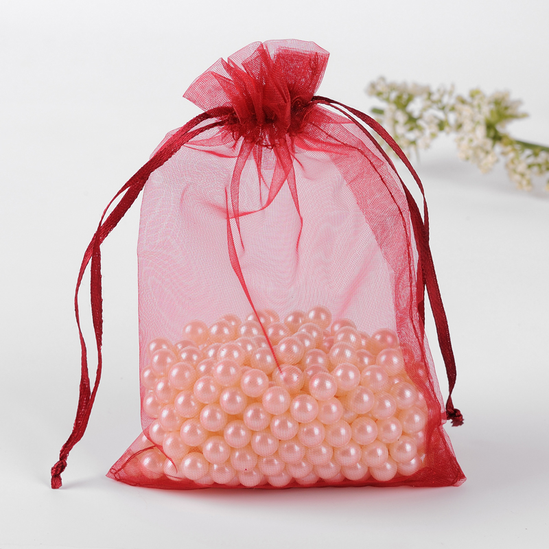 Mesh Bags For Wedding Favors Choice Image Wedding Decoration Ideas