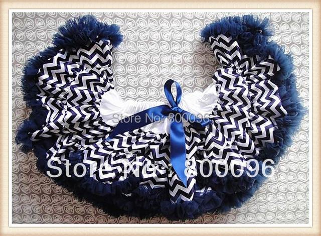 Hot sale tutu baby strip bow cute tutu skirt girl of summer tutu pettiskirt kid girls clothes PETS-130
