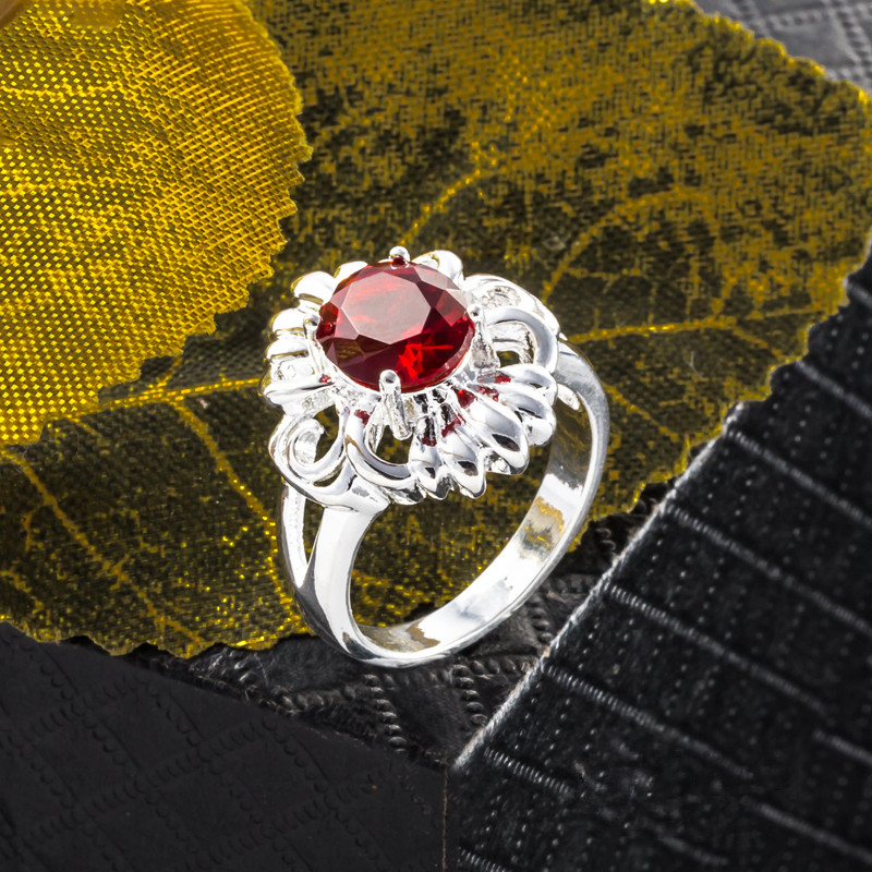 925 Sterling Silver Vintage Allure Rings For Women 2017