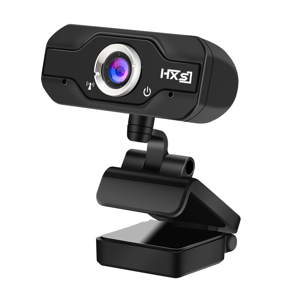 D'origine HXSJ S50 720 P HD Webcam Ordinateur Portable De Bureau Ordinateur Web Cam Caméra Microphone Intégré pour les Appels Vidéo En Ligne chat SNS