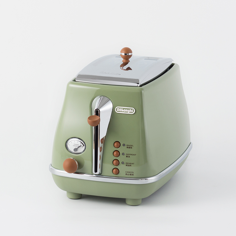 Toaster Fully Automatic Toaster Breakfast Home Mini Toaster Тостер