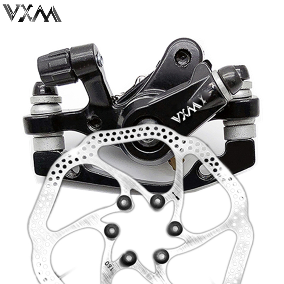 Sram Avid Bb3 Mtb Mechanical Disc Brake Calipers Front And Rear Rotor 160 Mm G3cs Vxm Bicycle Road Line Pulling Set Bb7 With 160mm Rotors Parts