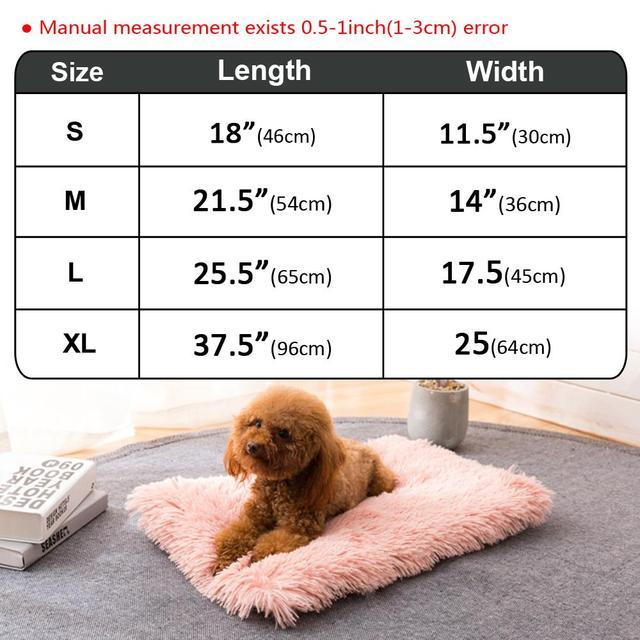 Soft Fleece Dogs Sleeping Mat  5