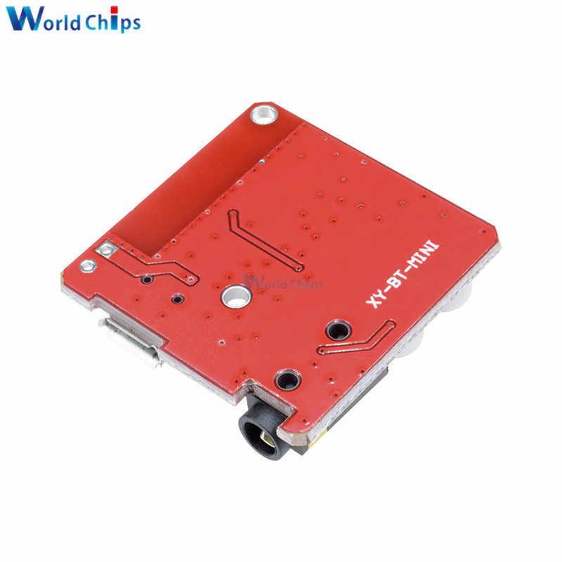 MP3 ブルートゥースデコーダボードロスレス車のスピーカーオーディオアンプボード修正された Bluetooth 4.1 回路ステレオ受信モジュール 5V