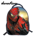 13 Inch Spiderman Cartoon Shoulder Bag Children Cartoon School Bags Kids Kindergarten Backpack Boys Mochila Infantil