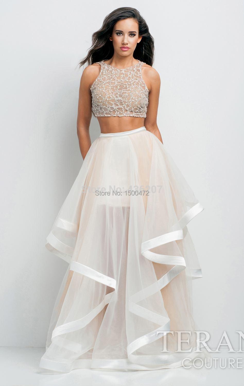2 Piece Plus Size Prom Dresses 2016 Dress Images