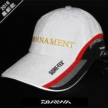 2017 NEW DAIWA Fishing cap Brim of a hat Lengthened Breathable waterproof sun DC 1204 DAWA