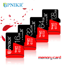 Карта памяти хорошего качества 128 Гб 64 ГБ 32 ГБ 16 ГБ 8 ГБ Micro SD карта памяти класс 10 TF карта Ручка MicroSD накопитель флэш-диск памяти
