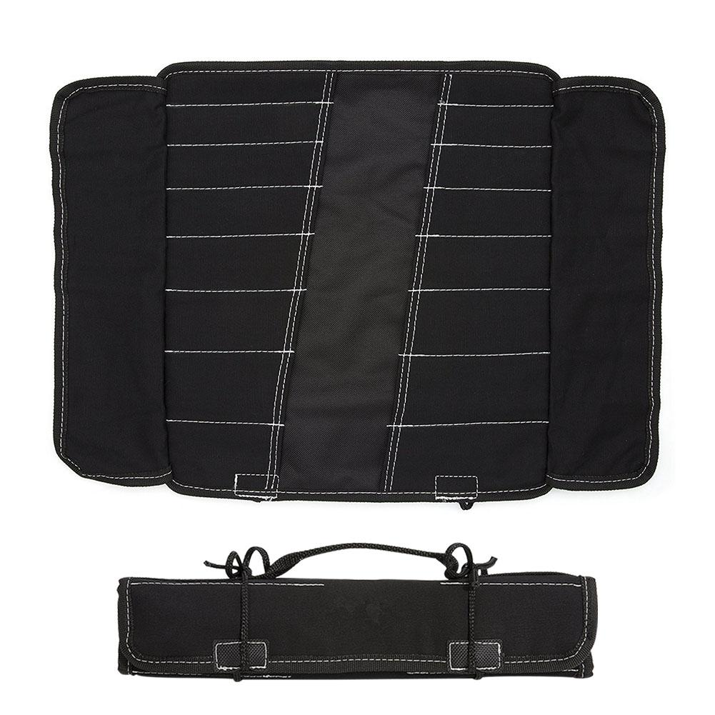 Multifunction Oxford Cloth Folding Wrench Bag Tool Roll Storage Pocket Tools Pouch Portable Case Organizer Holder