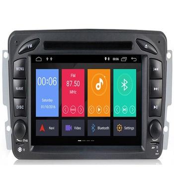 2019 Android 9.0 Octa Core PX5 For Mercedes Benz W209 W203 W163 W463 Viano W639 Vito Car Multimedia Player DVD Player radio dvd