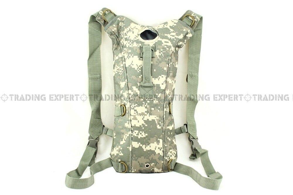 Рюкзак для воды, сумка-резервуар [HG-03-BK песок ACU лесной узор OD] - Цвет: ACU