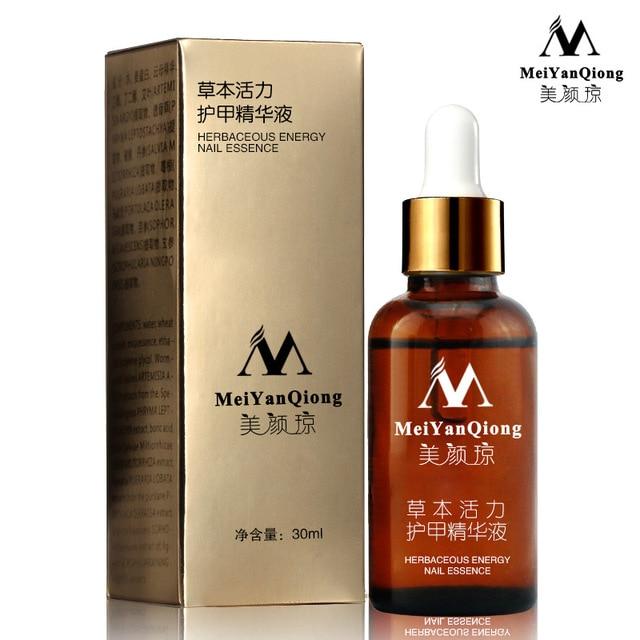 Meiyanqiong tratamiento de uñas fungal Pies Cuidado esencia Clavos y ...