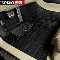 WATERPROOF car full surround pads floor mats for Lexusrx270 ES250 ES300H RX350 ES350 7 olors optional