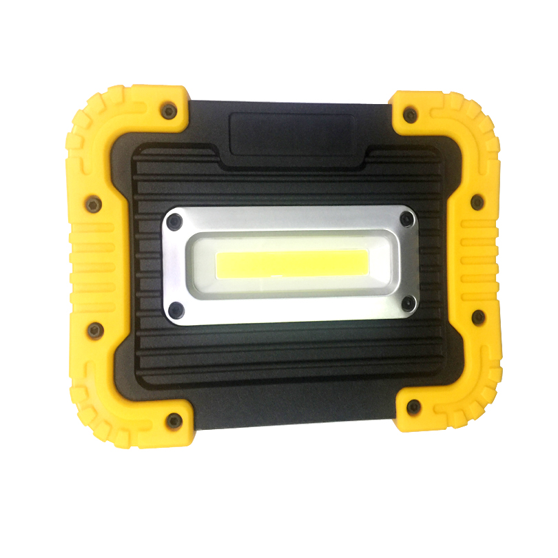 Led floodlight 10W led reflector spotlight projector led light waterproof portable flood light lamp for outdoor lighting camping