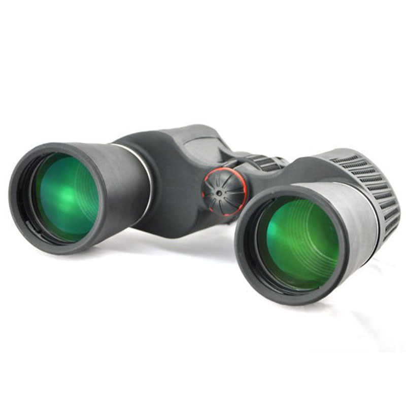 Visionking 7x50 Porro Prism Binoculars Telescope BAK4 HD Professional Optical Binoculars High Power Binoculo Telescopio  6x30mm compact porro prism fogproof monocular
