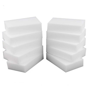 Image 5 - 100*70*30cm 100pcs clean white magic sponge eraser,wholesale quality melamine sponge dish washing kitchen accessory supplier 39
