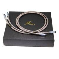 HiFi MPS M 9R HiFi 99.99997% OCC 24 К родием разъем RCA аудио кабель DVD CD ЦАП усилители домашние аудио кабель 1 пара