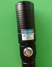 Big sale Special Offer High Power Military Blue Laser Pointers 50000mw/50w 450nm Flashlight Burning Match/Dry Wood/Black/Burn Cigarettes