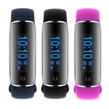 New Waterproof IP67 M4 Health Smart Bracelet Dynamic Heart Rate Blood Pressure Monitor Sleep Tracker Smart Wristband