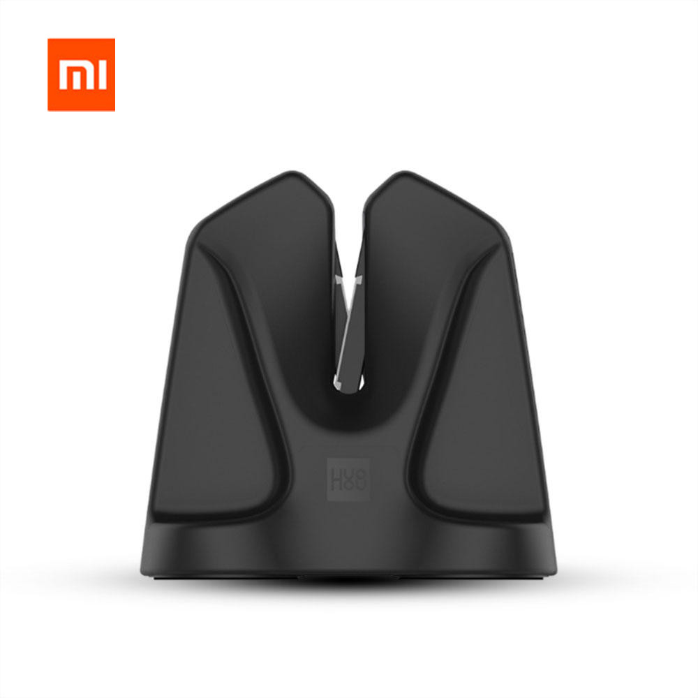 XIAOMI Huohou HU0034 Tungsten Steel Kitchen Sharpener Single Head Sharpen Stone Home Multi-function Kitchen Sharpening Tool