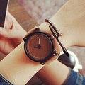 Reloj de cuarzo de Las Mujeres Relojes de Marca de Lujo Nueva 2016 Mujer Reloj Reloj de Pulsera de Señora reloj de Cuarzo Relogio Feminino Montre Femme LBY