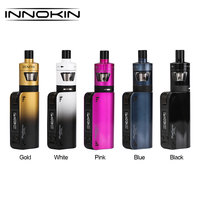 Original Innokin CoolFire Mini Zenith D22 Kit 1300mAh w/ 2ml Capacity & Plexus Z Coil Easy Twist Top Fill Vs Innokin EQ Kit
