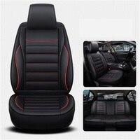 Универсальный ПВХ кожаные чехлы сидений автомобиля для Mercedes benz aclass cla c slc slk cls e CL Class mercedes amggt