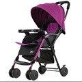 Multifuncional Leve carrinho de bebê carrinho de criança dobrável bebê deitado & inverno dois uso VOTC-4 sentar crianças carrinho de bebê verão