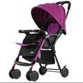 Multifunction Lightweight baby stroller folding baby laying & sit children baby stroller summer winter two use VOTC-4