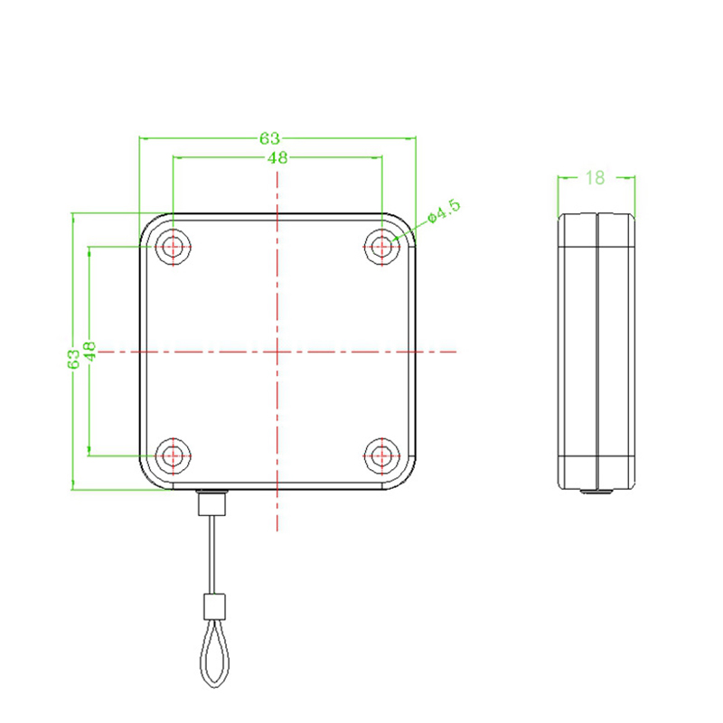 Cliate 10pcs 2M Retractable Anti-theft Cable for HTC VIVE Take-up box Pull Wire Box Bracket Automatic Winder VR Head