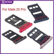 Witrigs для huawei mate 20 Pro держатель лотка для sim-карты Слот Запасные части