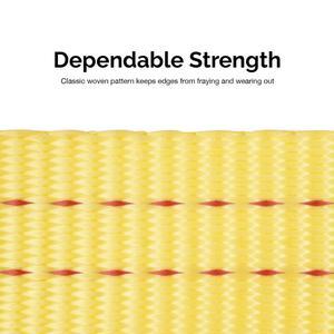 Image 4 - Correa de remolque resistente MYSBIKER con ganchos de seguridad