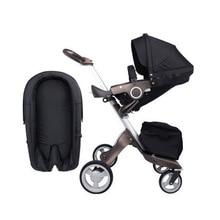 2 In 1Baby Stroller High Landscape Stroller Folding Portable Baby Carriage For Newborns Luxury Prams 2017 babypanda store european baby stroller 3 in 1 high landscape fold strollers for children travel system prams for newborns