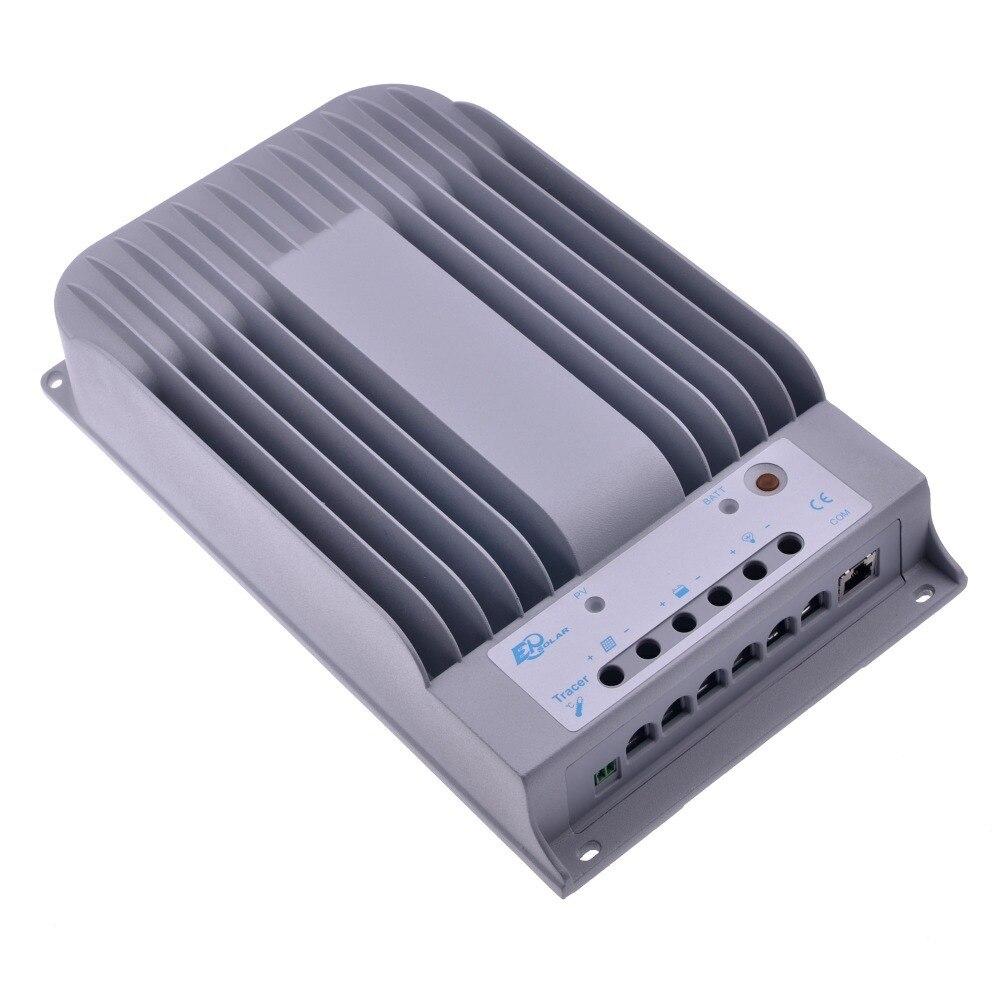 EPEVER 40A MPPT Solar Charge Controller 150V PV Input MPPT 40A Battery Panel Regulator 12V/24V Charger
