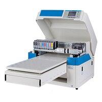 Высокое разрешение 2880*1440 точек/дюйм прямо на одежде принтер футболка планшетный струйный печатная машина с бесплатной rip программного обес