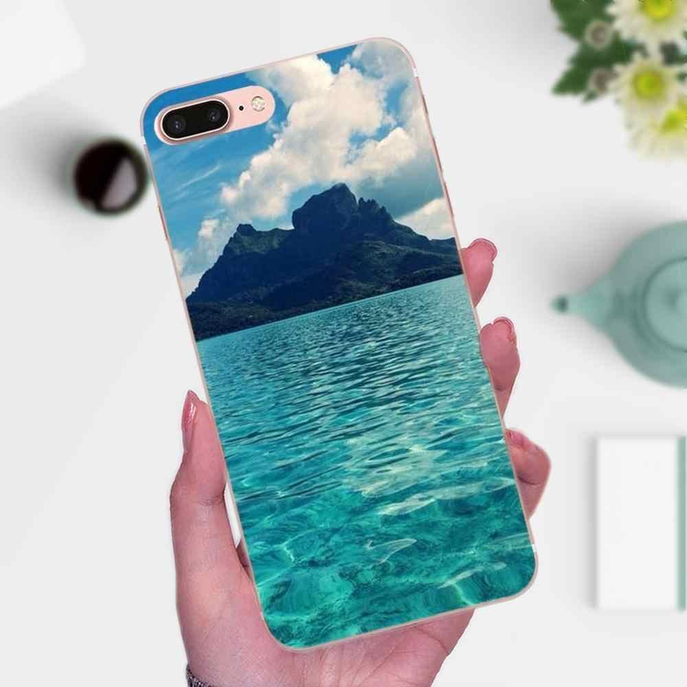 Pour Huawei Honor 4C 5A 5C 5X6 6C 6A 6X7 7X8 9 V8 V10 Y3II Y5II Y6II G8 P7 Lite TPU Souple nouveauté M'emmener Voyage