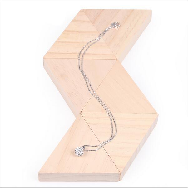 Popular Wood Triangle DisplayBuy Cheap Wood Triangle Display lots