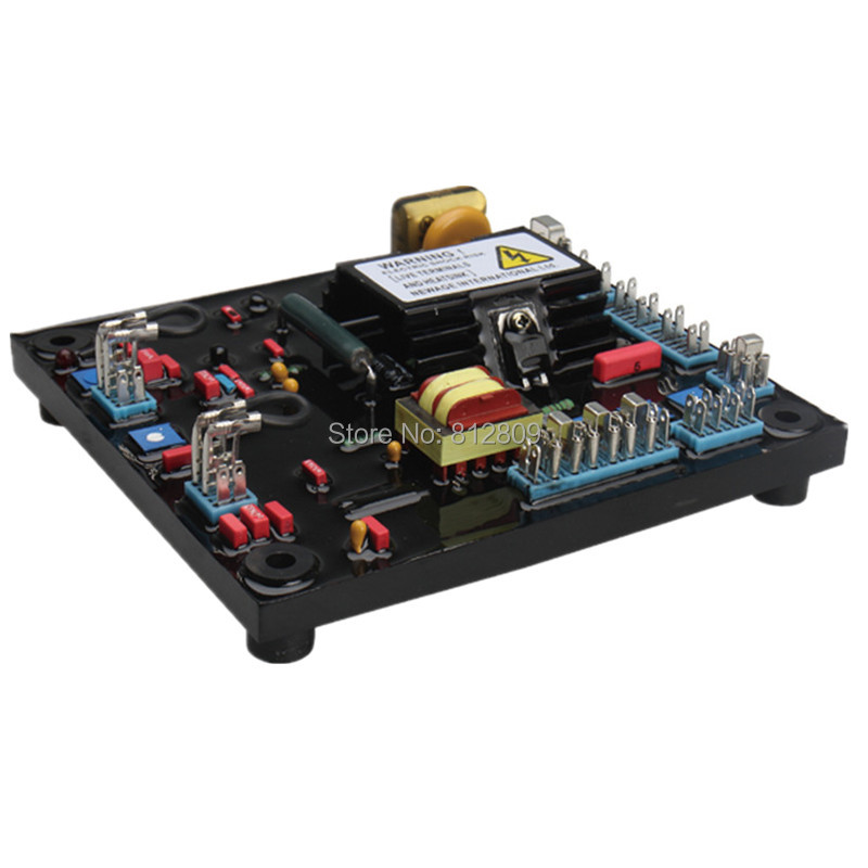 2018 New RED Automatic Voltage Regulator AVR SX440 For Generator parts 2018 New RED Automatic Voltage Regulator AVR SX440 For Generator parts