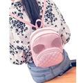 2016 Marca la Primavera Bolso Femenino Del Remache Del Cuero de LA PU Mujeres Mochila Versión Coreana de Dulce Colegiala mini mochila mochila XA1524C
