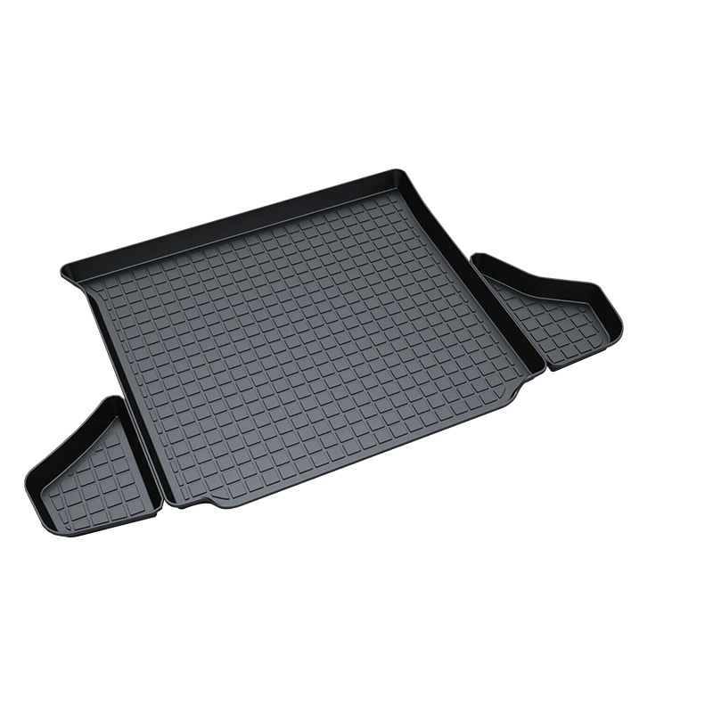 Trunk Tray Mat for Toyota Prius Rear Trunk Liner Cargo Floor Carpet Tray Protector Accessories 3d car styling custom fit car trunk mat all weather tray carpet cargo liner for honda odyssey 2015 2016 rear area waterproof