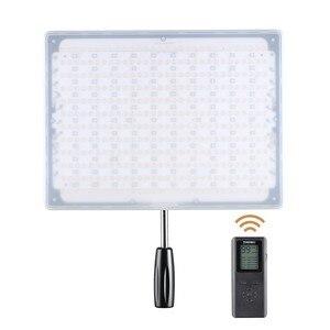 Image 3 - YONGNUO YN600 LED RGB Video/Foto Luce con Temperatura di Colore Regolabile 3200 K 5500 K per le Fotocamere REFLEX Wireless Bluetooth Remote