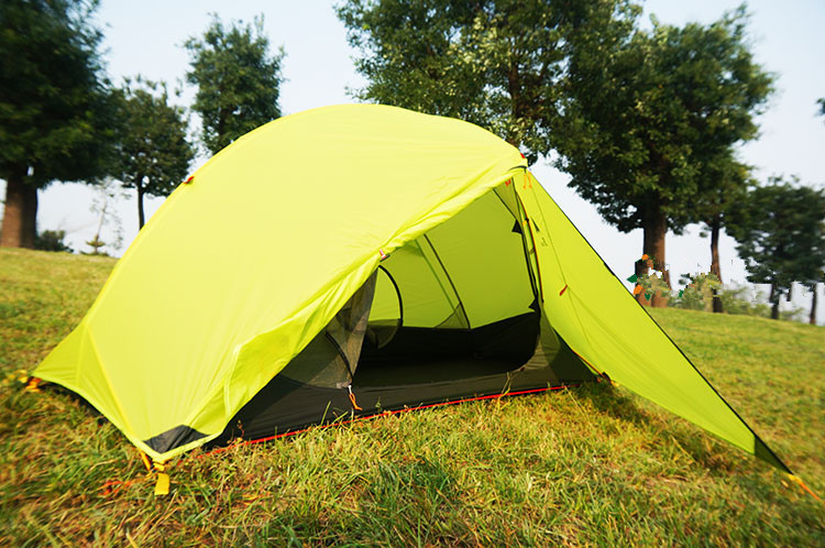 3F UL Gear 15D silicone coated 4 season 1 person aluminum alloy rod anti rain/wind hiking beach fishing outdoor camping tent 3f ul gear 210t 2 person 4 season anti rain wind aluminum rod hiking fishing beach mountaineering riding outdoor camping tent
