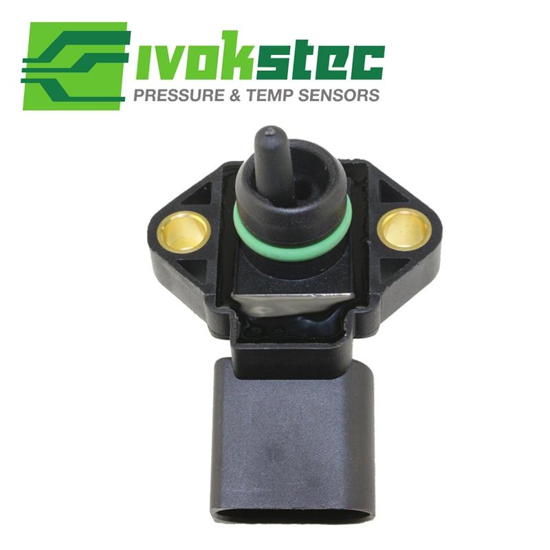 MAP Manifold Air Pressure Sensor Turbo Boost Air For RENAULT ESPACE 3 4 III IV