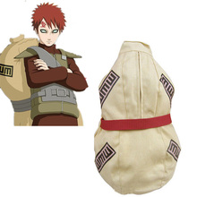 NARUTO Sabaku No Gaara Cosplay Props Anime Gourd Backpacks Canvas Backpack Women Men Christmas Halloween Party Gifts все цены