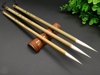 Chinese Calligraphy Brush High Quality Calligraphy Writing Brush Pen 3pcs/set